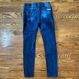 Hudson skinny jeans size 6X
